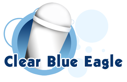 Blue Eagle (Clear)