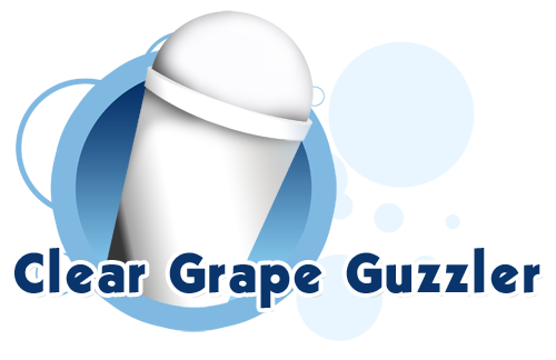 Grape Guzzler (Clear)