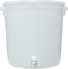 10 Gallon Mixing Container with Spigot