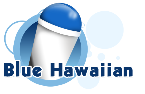 Hawaiian (Blue)