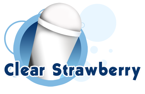 Strawberry (Clear)